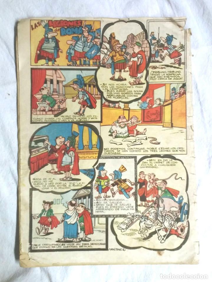 Tebeos: Simba Kan Rey de los leones almanaque año 1962. Editorial Marco, original - Foto 2 - 195359116