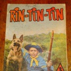 Tebeos: RIN-TIN-TIN. Nº 109 : LA MINA DE PLATA. Lote 195383915