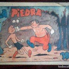 Tebeos: LA PIEDRA Nº 151 POR AYNÉ - ORIGINAL MARCO.. Lote 195492641
