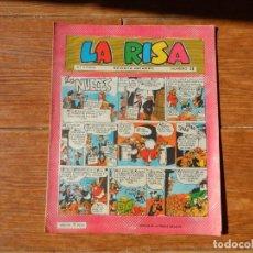 Tebeos: LA RISA - 3ª ÉPOCA, Nº 32 - REVISTA INFANTIL MARCO. Lote 195675416