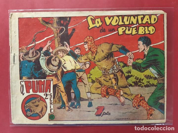 EL PUMA 2ª SERIE Nº 11 ORIGINAL (Tebeos y Comics - Marco - Otros)