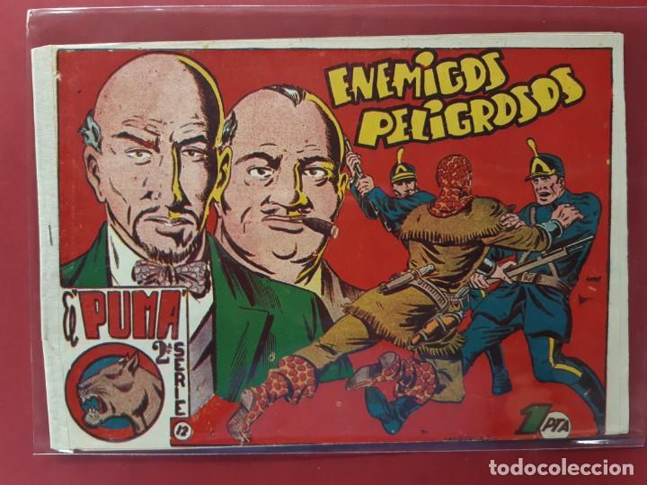 EL PUMA 2ª SERIE Nº 12 ORIGINAL (Tebeos y Comics - Marco - Otros)