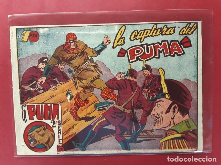 EL PUMA 2ª SERIE Nº 13 ORIGINAL (Tebeos y Comics - Marco - Otros)