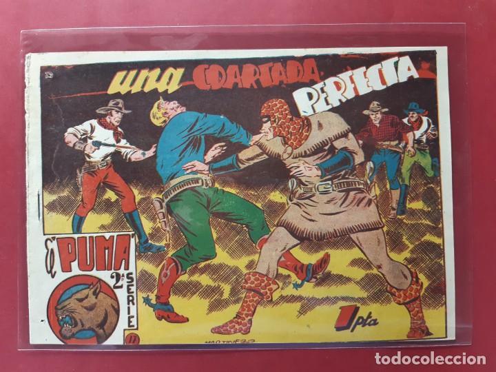 EL PUMA 2ª SERIE Nº 17 ORIGINAL (Tebeos y Comics - Marco - Otros)