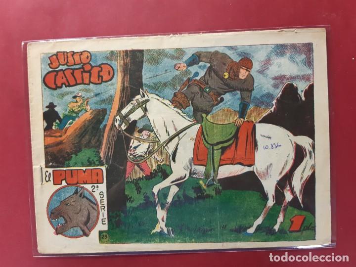 EL PUMA 2ª SERIE Nº 23 ORIGINAL (Tebeos y Comics - Marco - Otros)