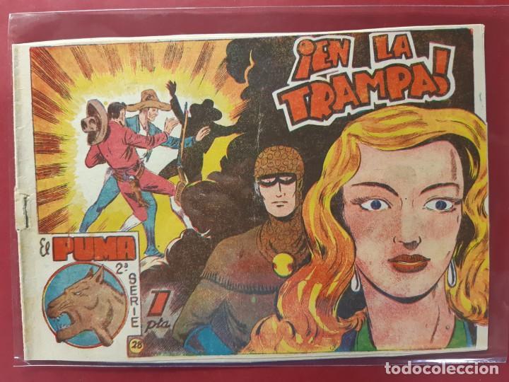 EL PUMA 2ª SERIE Nº 28 ORIGINAL (Tebeos y Comics - Marco - Otros)