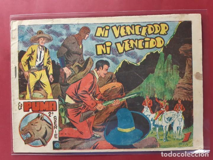 EL PUMA 2ª SERIE Nº 29 ORIGINAL (Tebeos y Comics - Marco - Otros)