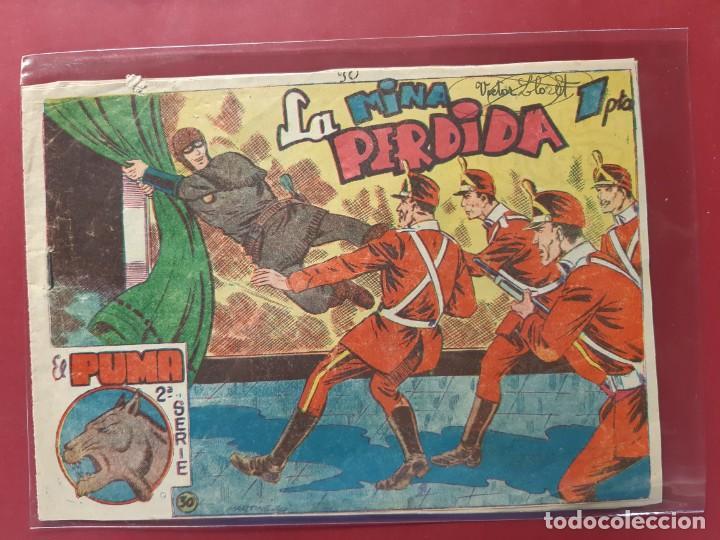 EL PUMA 2ª SERIE Nº 30 ORIGINAL (Tebeos y Comics - Marco - Otros)