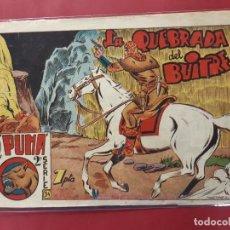 Tebeos: EL PUMA 2ª SERIE Nº34-ORIGINAL. Lote 195741186