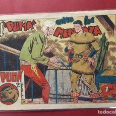 Tebeos: EL PUMA 2ª SERIE Nº36-ORIGINAL. Lote 195741385