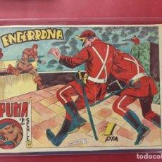 Tebeos: EL PUMA 2ª SERIE Nº41-ORIGINAL. Lote 195741877