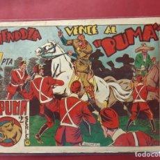 Tebeos: EL PUMA 2ª SERIE Nº43-ORIGINAL. Lote 195741948