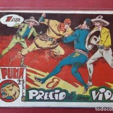 Giornalini: EL PUMA 2ª SERIE Nº 56 ORIGINAL. Lote 195742525