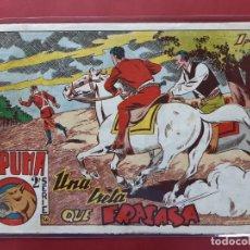 Tebeos: EL PUMA 2ª SERIE Nº 58 ORIGINAL. Lote 195742590