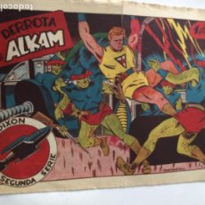 Tebeos: RED DIXON- SEGUNDA SERIE- LA DERROTA DE ALKAM. Lote 196601930