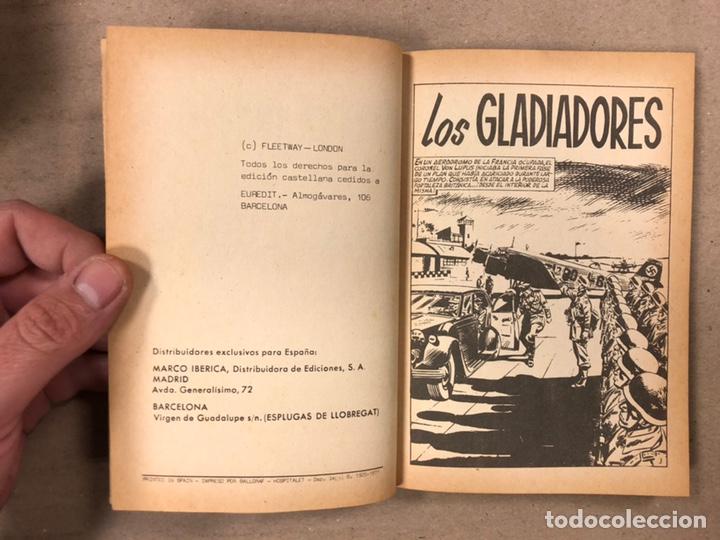 Tebeos: MISIÓN IMPOSIBLE (MARCO IBÉRICA 1971). LOTE DE 10 NÚMEROS (VER EN DESCRIPCIÓN). - Foto 5 - 196915867