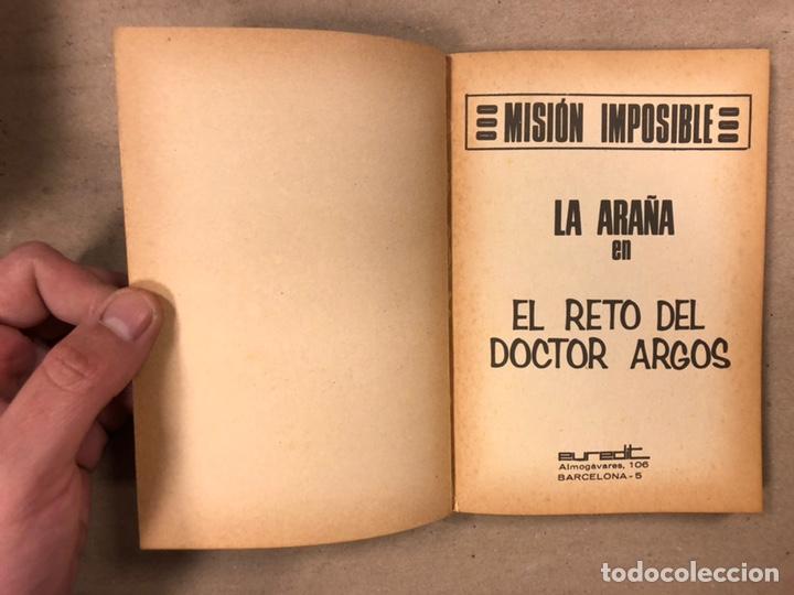 Tebeos: MISIÓN IMPOSIBLE (MARCO IBÉRICA 1971). LOTE DE 10 NÚMEROS (VER EN DESCRIPCIÓN). - Foto 9 - 196915867