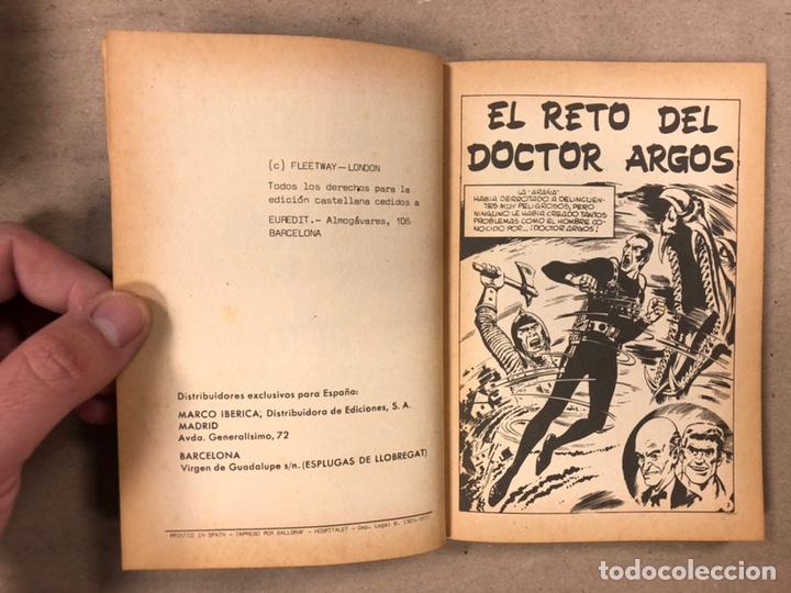 Tebeos: MISIÓN IMPOSIBLE (MARCO IBÉRICA 1971). LOTE DE 10 NÚMEROS (VER EN DESCRIPCIÓN). - Foto 10 - 196915867