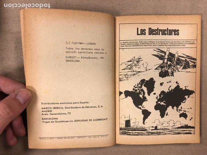 Tebeos: MISIÓN IMPOSIBLE (MARCO IBÉRICA 1971). LOTE DE 10 NÚMEROS (VER EN DESCRIPCIÓN). - Foto 15 - 196915867