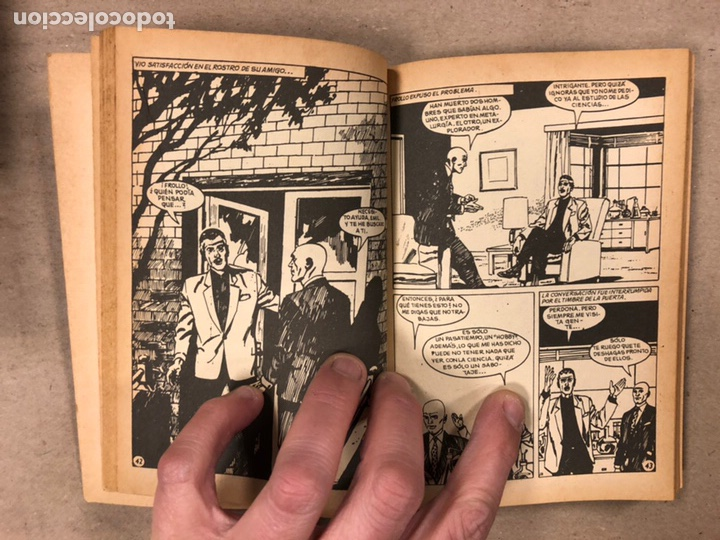 Tebeos: MISIÓN IMPOSIBLE (MARCO IBÉRICA 1971). LOTE DE 10 NÚMEROS (VER EN DESCRIPCIÓN). - Foto 16 - 196915867