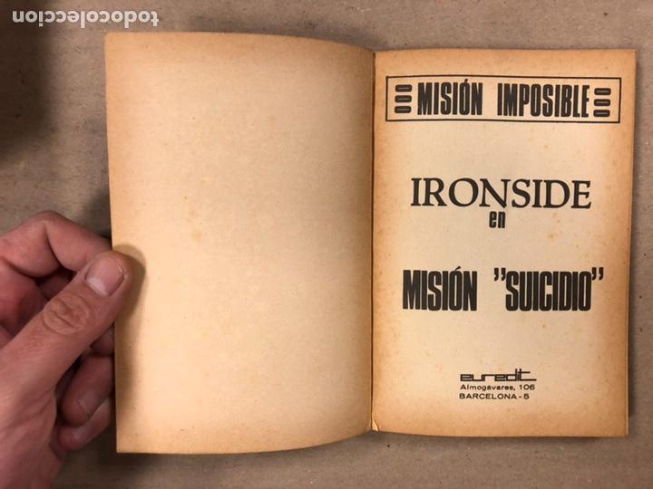 Tebeos: MISIÓN IMPOSIBLE (MARCO IBÉRICA 1971). LOTE DE 10 NÚMEROS (VER EN DESCRIPCIÓN). - Foto 19 - 196915867