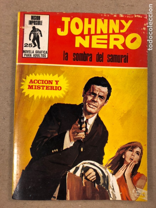 Tebeos: MISIÓN IMPOSIBLE (MARCO IBÉRICA 1971). LOTE DE 10 NÚMEROS (VER EN DESCRIPCIÓN). - Foto 23 - 196915867