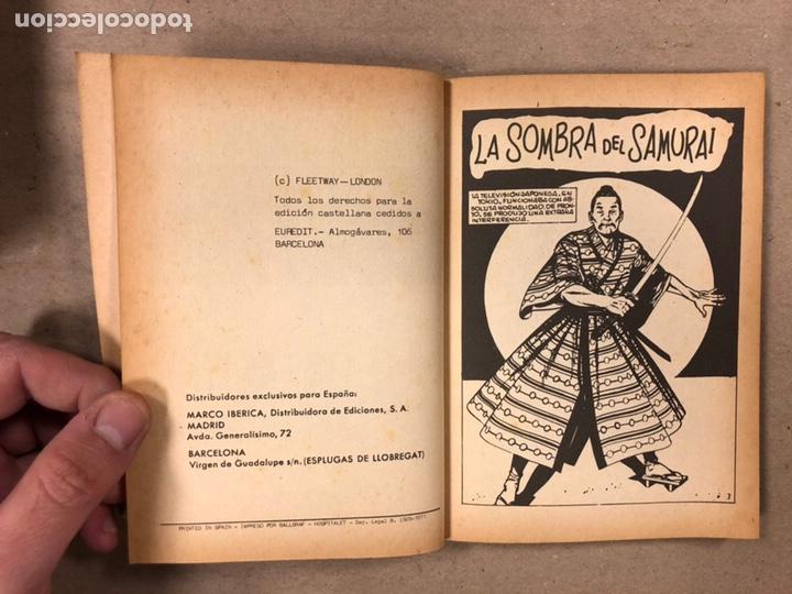 Tebeos: MISIÓN IMPOSIBLE (MARCO IBÉRICA 1971). LOTE DE 10 NÚMEROS (VER EN DESCRIPCIÓN). - Foto 25 - 196915867