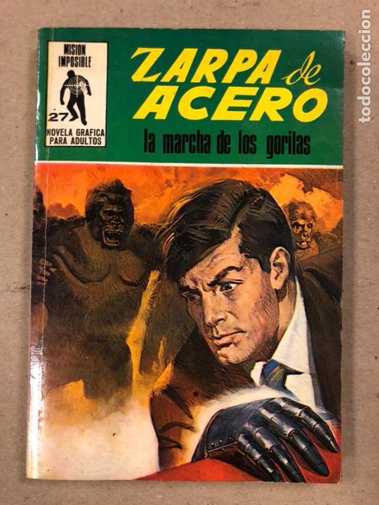 Tebeos: MISIÓN IMPOSIBLE (MARCO IBÉRICA 1971). LOTE DE 10 NÚMEROS (VER EN DESCRIPCIÓN). - Foto 34 - 196915867