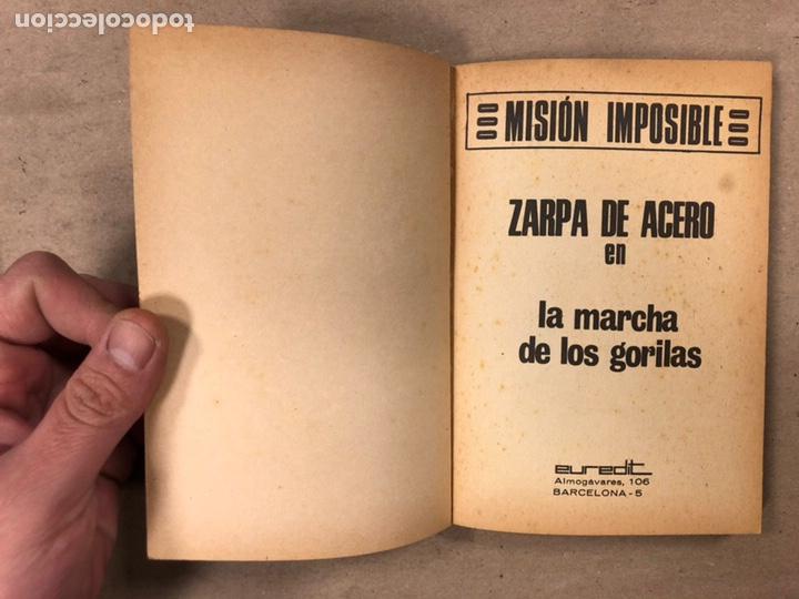 Tebeos: MISIÓN IMPOSIBLE (MARCO IBÉRICA 1971). LOTE DE 10 NÚMEROS (VER EN DESCRIPCIÓN). - Foto 35 - 196915867