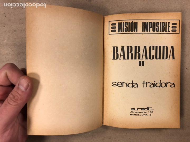 Tebeos: MISIÓN IMPOSIBLE (MARCO IBÉRICA 1971). LOTE DE 10 NÚMEROS (VER EN DESCRIPCIÓN). - Foto 40 - 196915867