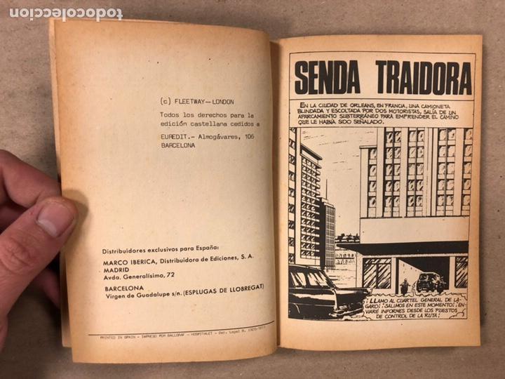 Tebeos: MISIÓN IMPOSIBLE (MARCO IBÉRICA 1971). LOTE DE 10 NÚMEROS (VER EN DESCRIPCIÓN). - Foto 41 - 196915867