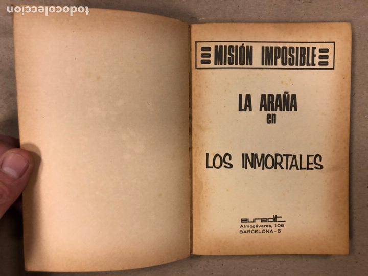 Tebeos: MISIÓN IMPOSIBLE (MARCO IBÉRICA 1971). LOTE DE 10 NÚMEROS (VER EN DESCRIPCIÓN). - Foto 45 - 196915867