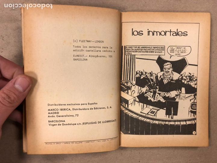 Tebeos: MISIÓN IMPOSIBLE (MARCO IBÉRICA 1971). LOTE DE 10 NÚMEROS (VER EN DESCRIPCIÓN). - Foto 46 - 196915867
