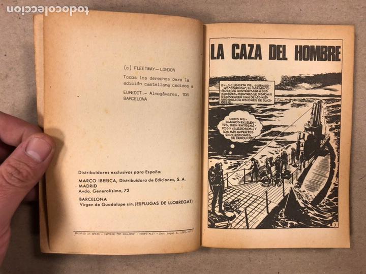 Tebeos: MISIÓN IMPOSIBLE (MARCO IBÉRICA 1971). LOTE DE 10 NÚMEROS (VER EN DESCRIPCIÓN). - Foto 51 - 196915867