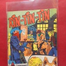 Tebeos: RIN-TIN-TIN Nº 155 EDITORIAL MARCO EXCELENTE ESTADO. Lote 197235120