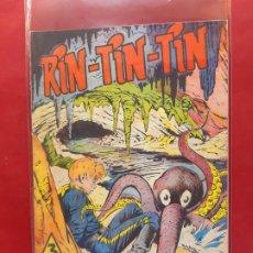 BDs: RIN-TIN-TIN Nº 111 EDITORIAL MARCO EXCELENTE ESTADO. Lote 197235461