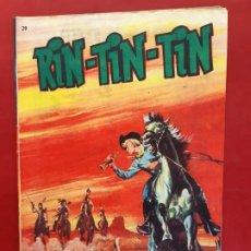 BDs: RIN-TIN-TIN Nº 29 EDITORIAL MARCO EXCELENTE ESTADO. Lote 197235723