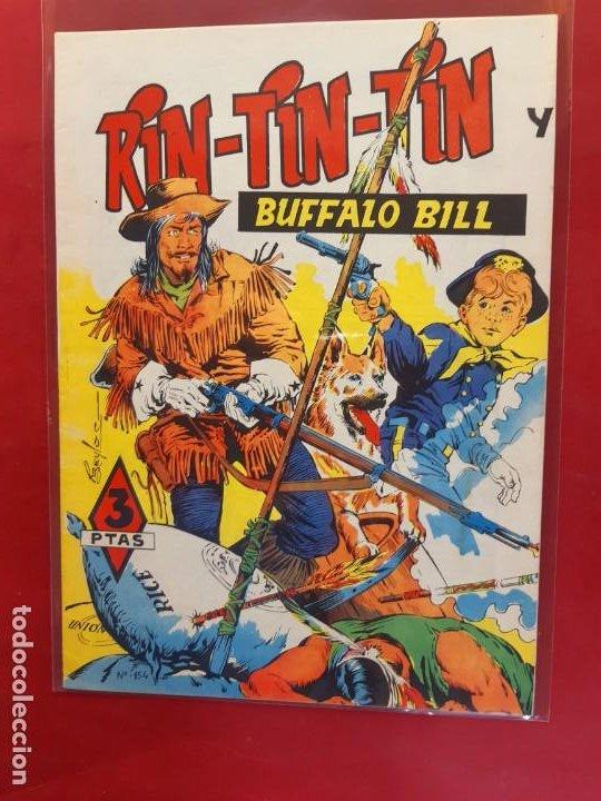 RIN-TIN-TIN Nº 154 EDITORIAL MARCO EXCELENTE ESTADO (Tebeos y Comics - Marco - Rin-Tin-Tin)