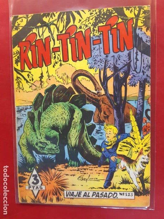 RIN-TIN-TIN Nº 123 EDITORIAL MARCO EXCELENTE ESTADO (Tebeos y Comics - Marco - Rin-Tin-Tin)