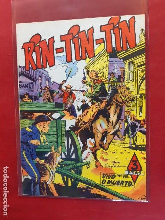 RIN-TIN-TIN Nº 148 EDITORIAL MARCO EXCELENTE ESTADO (Tebeos y Comics - Marco - Rin-Tin-Tin)