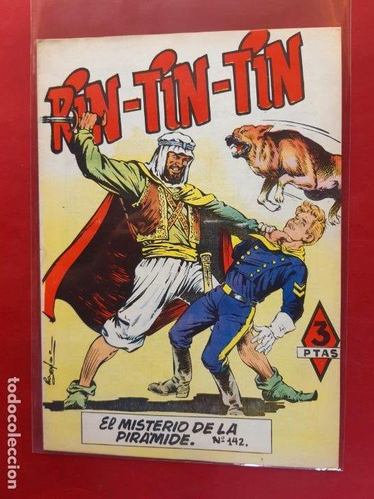 RIN-TIN-TIN Nº 142 EDITORIAL MARCO EXCELENTE ESTADO (Tebeos y Comics - Marco - Rin-Tin-Tin)