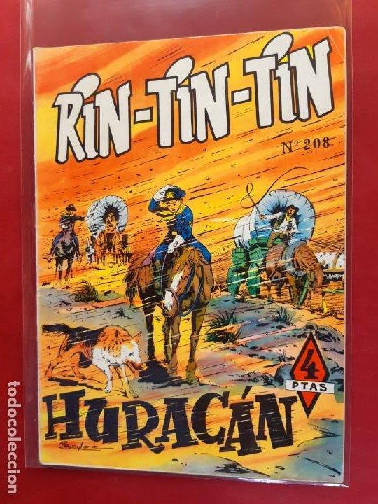 RIN-TIN-TIN Nº 208 EDITORIAL MARCO EXCELENTE ESTADO (Tebeos y Comics - Marco - Rin-Tin-Tin)