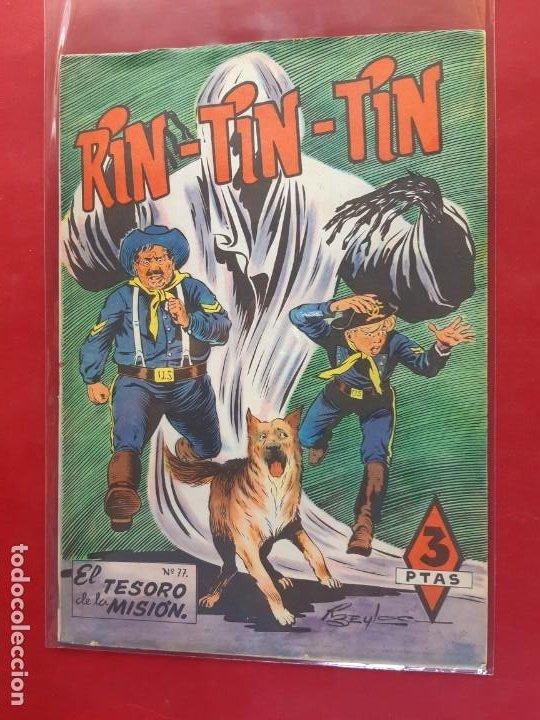 RIN-TIN-TIN Nº 77 EDITORIAL MARCO EXCELENTE ESTADO (Tebeos y Comics - Marco - Rin-Tin-Tin)