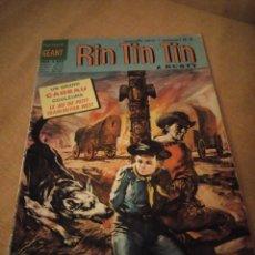 Tebeos: RIN TIN TIN & RUSTY L´HOMME SANS PATRIE 1970 Nº 5,2ª SERIE,FRANCES.. Lote 197501502