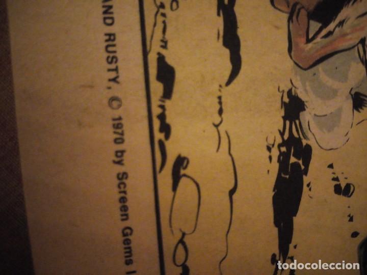Tebeos: rin tin tin & rusty l´homme sans patrie 1970 nº 5,2ª serie,frances. - Foto 5 - 197501502