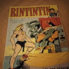 Tebeos: RIN TIN TIN & RUSTY LA VALLÉE DES SERPENTS 1973 Nº 36 ,2ª SERIE,FRANCES.. Lote 197501756