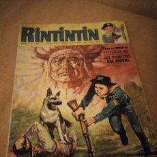 Tebeos: RIN TIN TIN & RUSTY LE WAMPUM DU JICARILLA 1970 Nº 10 ,2ª SERIE,FRANCES.. Lote 197501897