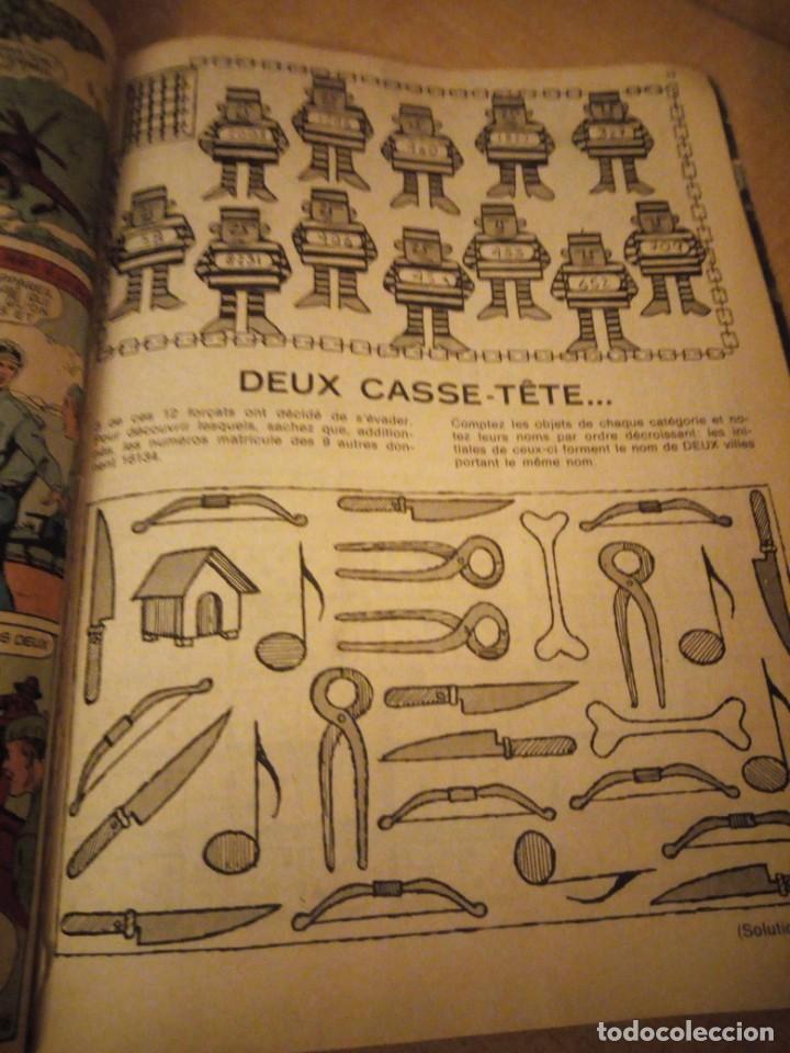 Tebeos: rin tin tin & rusty le wampum du jicarilla 1970 nº 10 ,2ª serie,frances. - Foto 6 - 197501897