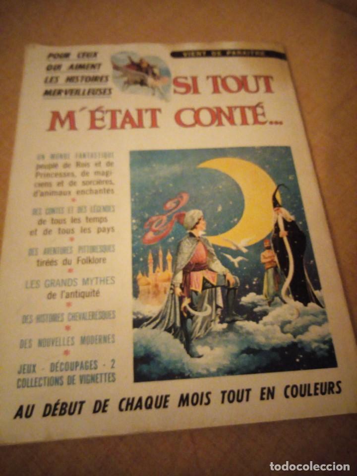 Tebeos: rin tin tin & rusty le wampum du jicarilla 1970 nº 10 ,2ª serie,frances. - Foto 7 - 197501897