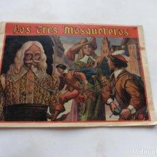 Tebeos: LOS TRES MOSQUETEROS Nº 2 DARNIS EDITORIAL MARCO ORIGINAL. Lote 197607012
